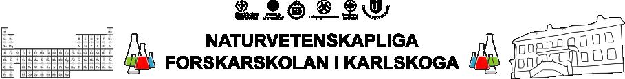Forskarskolan i Karlskoga logo